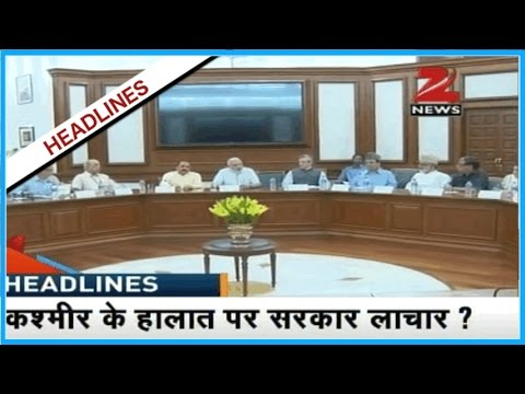 Omar Abdulla and Mehbooba Mufti welcomed PM Modi's approach for Kashmir issue