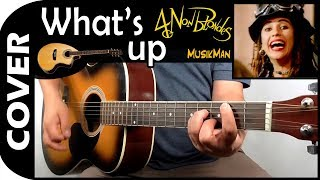 Download Mp3 What's Up 🎩 - 4 Non Blondes / Musikman #128