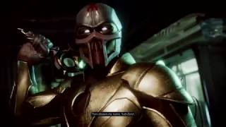 Mortal Kombat 11 - Towers Of Time - Stage 23 - Slippery When Wet