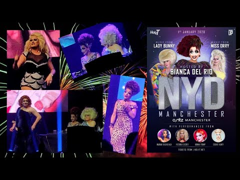 Holy T | NYD Manchester Hosted By Bianca Del Rio | O2 Ritz | Part 4
