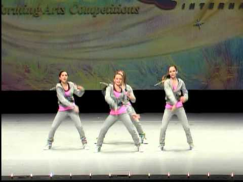 "Dance FX - ""My Chick Bad"" Hip Hop Small Group - YouTube"