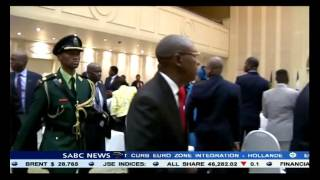 SA govt defended the African Union