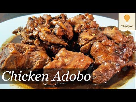 Chicken Adobo | Adobong Manok | Cooking Guide