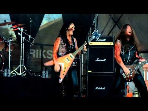Crystal Viper Live Sabaton Open Air 2013 The Last Axeman