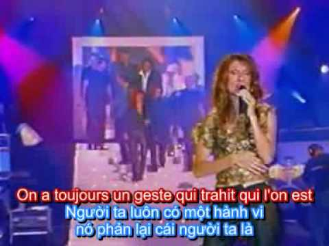 On ne change pas - Céline Dion - Lyrics - Traduction Vietnamienne