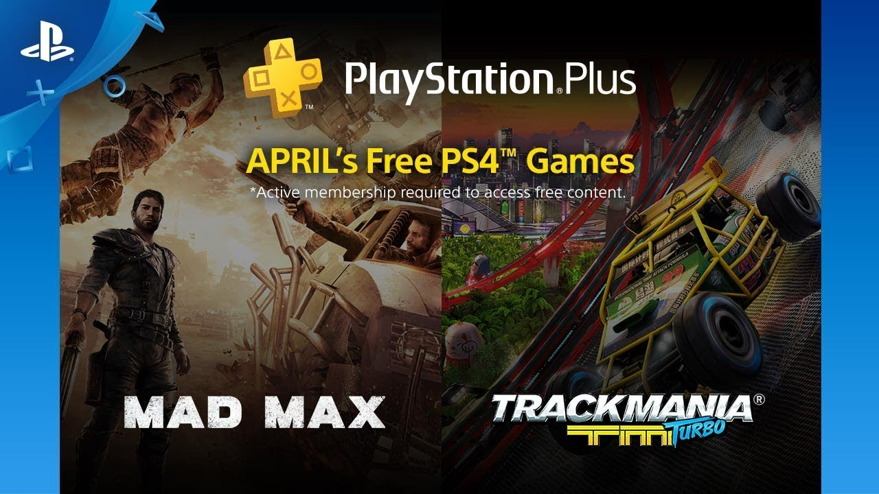 Playstation Plus Free Games Lineup April 2018 Ps4