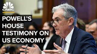 Fed Chairman Powell testifies before Congress on the US economy – 11/14/2019