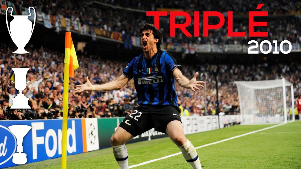 🏆 Revivez le TRIPLÉ de l'INTER MILAN de JOSÉ MOURINHO en 2010