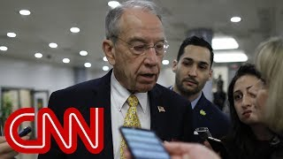 Grassley on Putin: I wouldn't have a conversation with a criminal