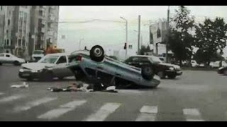Car Crashes Compilation | #35| Car Crashing at high speeds, caught on camera, in USA, at anywhere