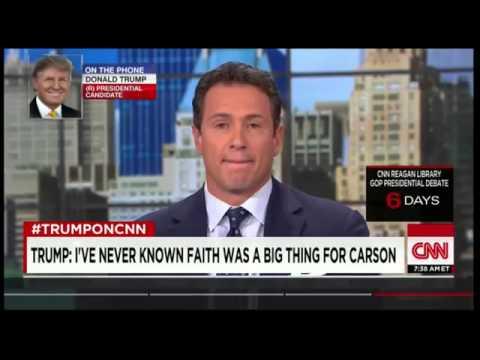 Donald Trump   New CNN Poll 32% DESTROY'S Corrupt CNN