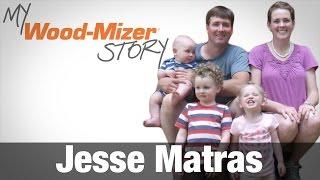 My Wood-Mizer Story: Jesse Matras