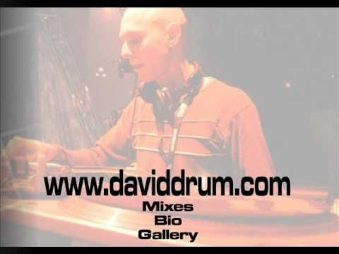 David Drum @ Fabric Club, Ostrava [CZ] 2007