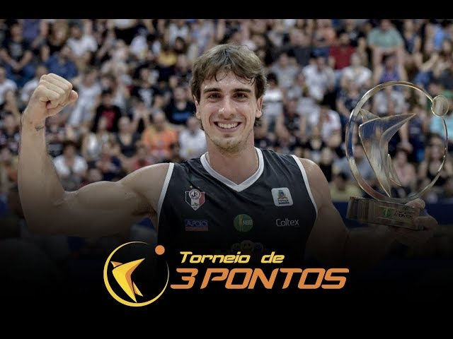 Torneio de 3 Pontos - Jogo das Estrelas 2019