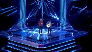 The Voice Thailand - ข้าวฟ่าง - มิลค์ - What You Know - 6 Oct 2013