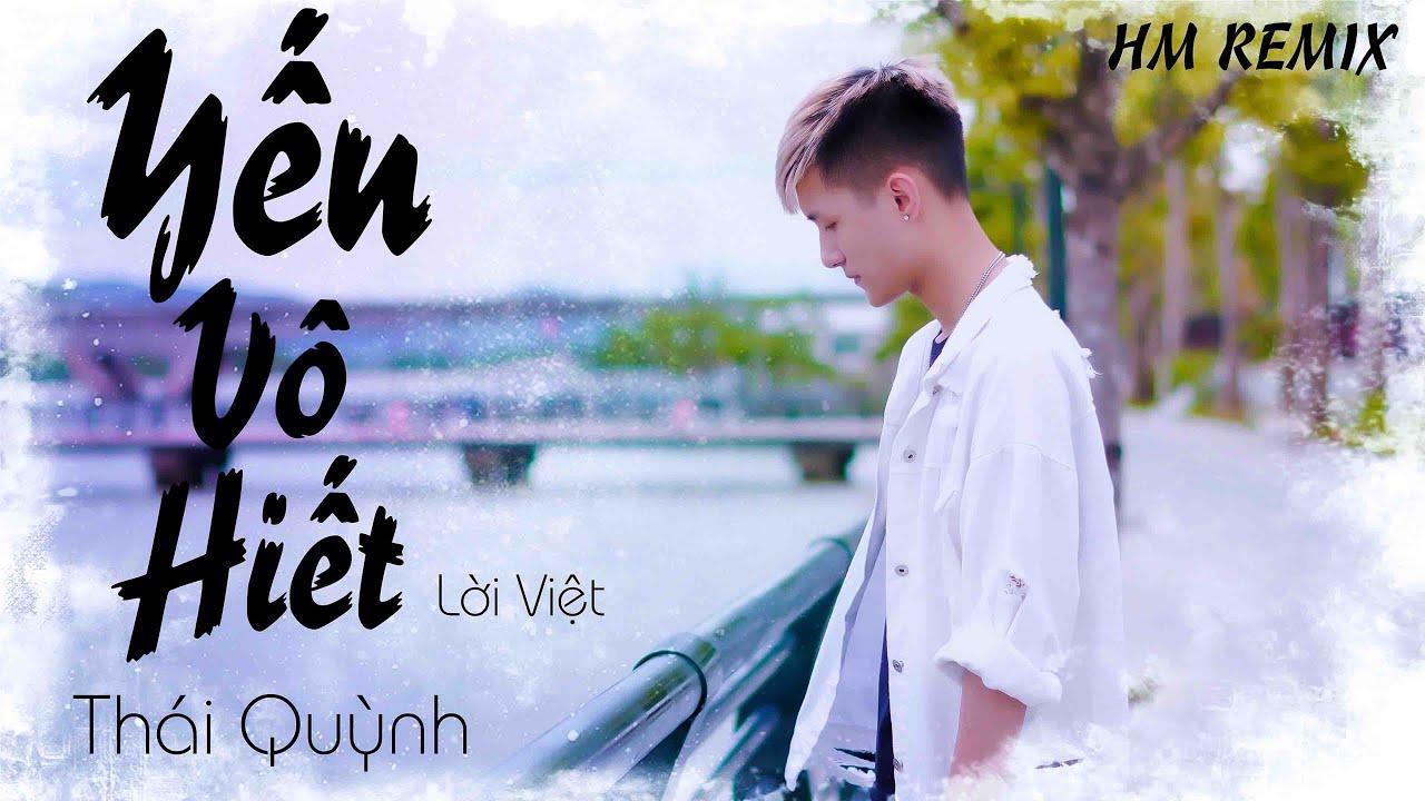 Yến Vô Hiết | Nhạc Hoa Lời Việt | Hoa Âm | 燕无歇 | Thái Quỳnh Cover | HM Remix