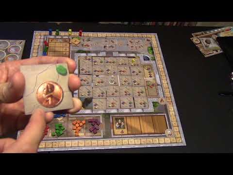 Matt's Boardgame Review Episode 203: Fresco (Big Box Edition)