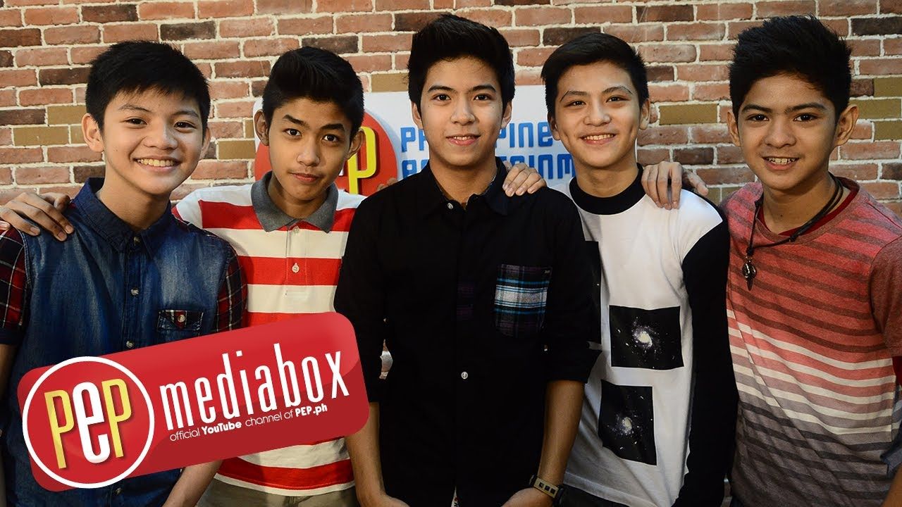 PEPtalk. Gimme 5 meets five lucky fans! - YouTube