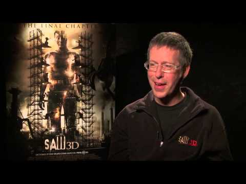 SAW 3D: The Final Chapter: Kevin Greutert Exclusive