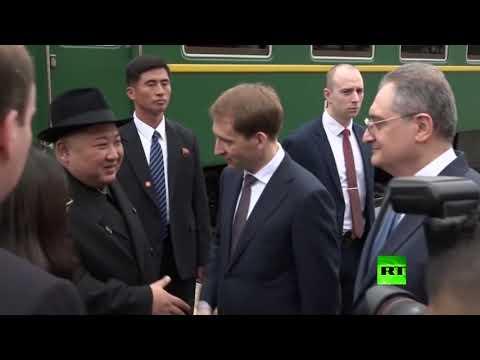 زعيم كوريا الشمالية كيم جونغ أون يصل إلى الأراضي الروسية  - نشر قبل 2 ساعة