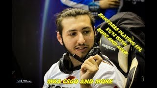 CS:GO | XANTARES - 31/11 On Overpass @ FPL [POV] With Ropz and ApeX