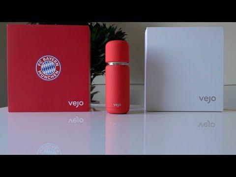 VEJO Blender Unboxing: (FC Bayern Munich Limited Edition) Portable pod-based smart blender!
