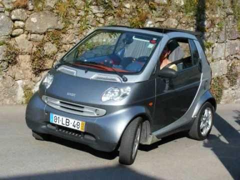 2000 smart passion city cabriolet for sale only euros 2 995 youtube. Black Bedroom Furniture Sets. Home Design Ideas