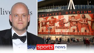 Arsenal takeover bid: How likely is it that Spotify's Daniel Ek will own the Gunners?