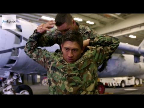 Mexican Marines Hand-to-hand Combat Training