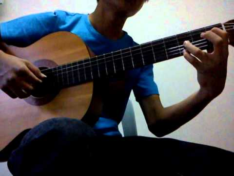 Euterpe - Guilty Crown (guitar cover) - YouTube