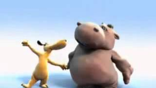 Gambar cover Hippo Jungle Song   Awimbawe   YouTube