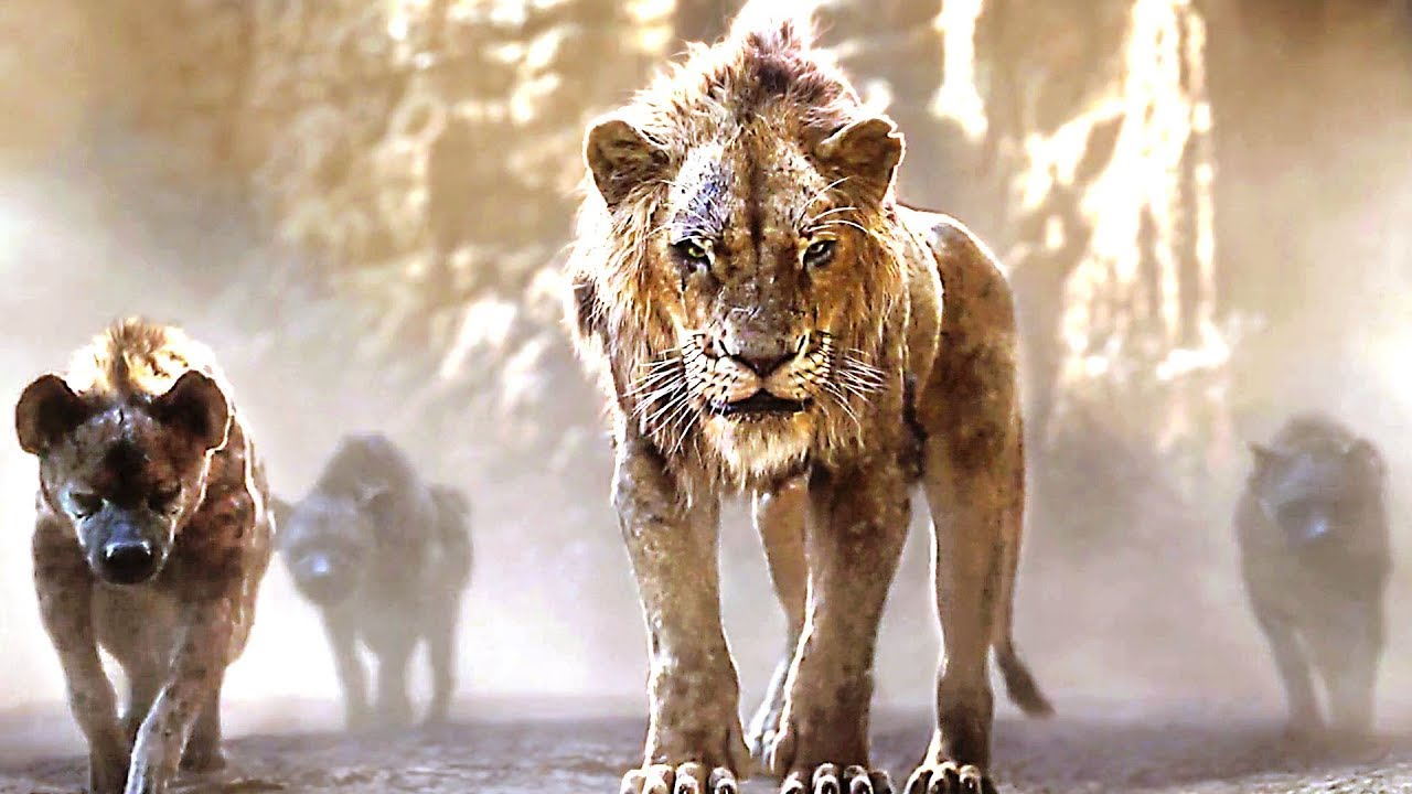 the lion king full movie trailer   3  2019