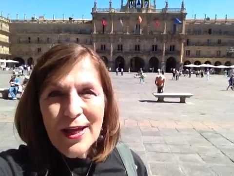 State of Happiness - Kathleen Griffin in Salamanca #2
