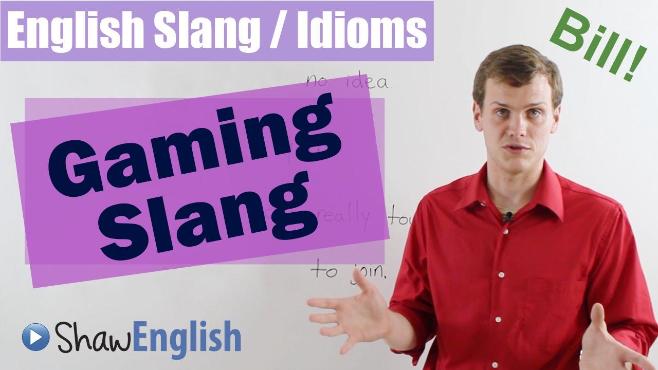 Slang For Gambling
