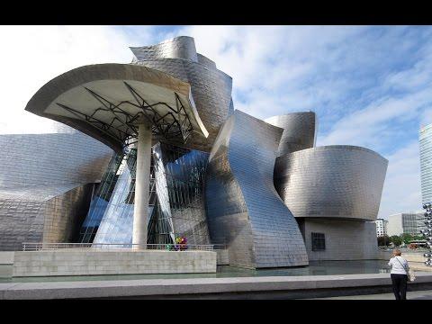 Spain (2013) Day 11 Bilbao, The Guggenheim Museum