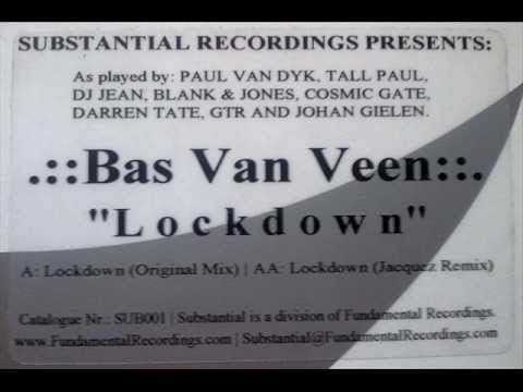 Bas Van Veen -- Lockdown (Jacquez Remix) 2003