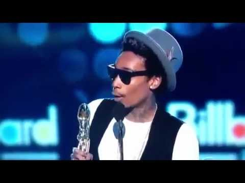 Billboard Music Awards 2012 - Wiz Khalifa TOP new artist [Video OFFICIAL]