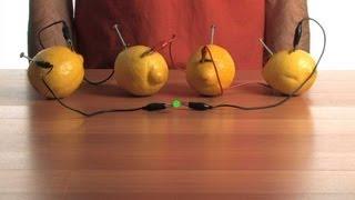 Obst-Power-Akku - Kranke Wissenschaft! #080