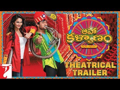 Aaha Kalyanam - Trailer - [Telugu Dubbed] - Nani | Vaani Kapoor
