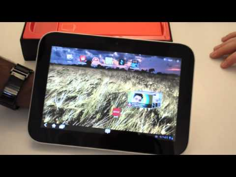 Lenovo Unboxed: IdeaPad K1 Tablet