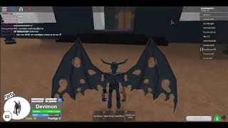 mi primer video de roblox DIGIMON AURITY¡¡