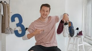 3 Fresh Sneaker Brands You've Probably Never Heard Of | Men's Fashion