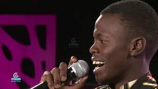 Raphael Ouko - The Poet Waiter