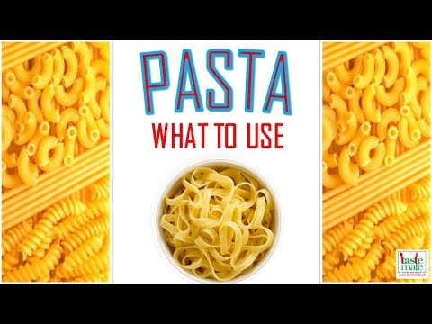 Is Pasta Healthy? 10 reasons why pasta is good for health | WHY TO USE PASTA.