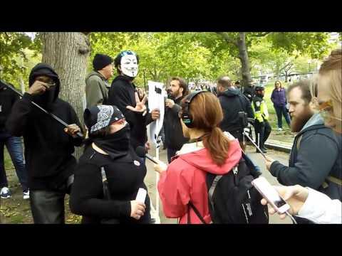 Black Conservative Scolds Black #Antifa For Flying Hammer Sickle Flag #Boston
