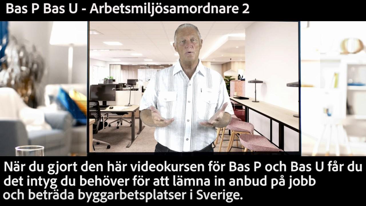 bas u och bas p