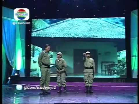 28042014   Comedy Academy   3 Warna  (Hansipku Sayangm, Hansipku Malang)