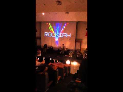Rockiah - Kasihnya Laila (cover)
