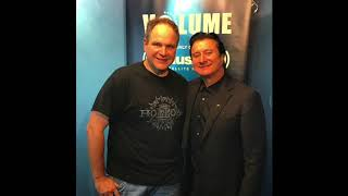 Eddie Trunk Interview With Steve Perry on August 15, 2018.