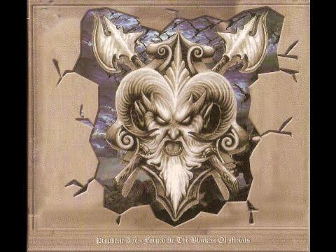 Prophetic Age - Forged In The Blackest Of Metals (Versão Limitada c/ Slipcase Full-Album 2003)